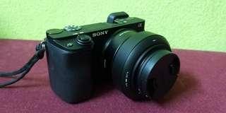 Sony A6300 Like New