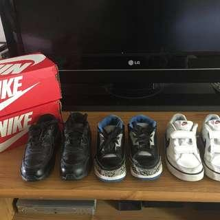 Boys Shoes Authentic Nike And Jordan