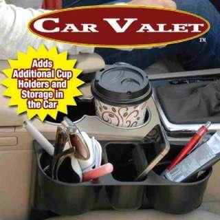 CAR VALET ORGANIZER