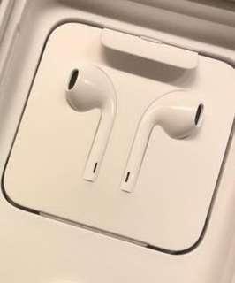 全新Apple Iphone 耳機, Lightening 頭