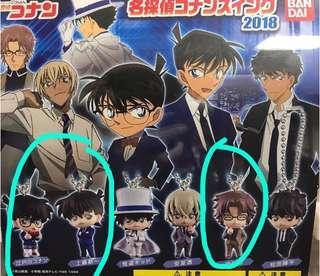 Detective Conan Shinichi Edogawa Conan Case Closed jinpei