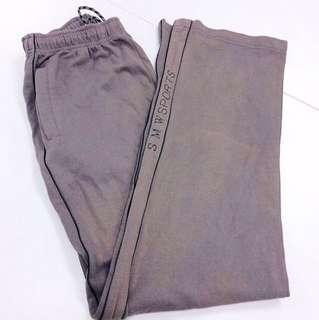 [FREE WITH ANY PURCHASE] Grey Track Pants.