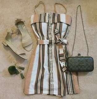 Brandnew strap dress