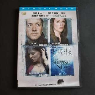 筆下有晴天 DVD THE SHIPPING NEWS