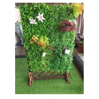 Wooden Grill (ready stock)