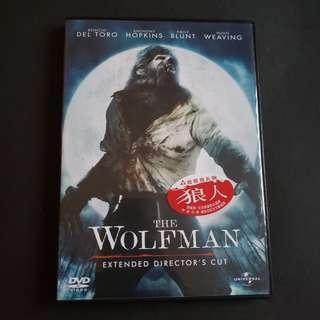 狼人 THE WOLFMAN DVD
