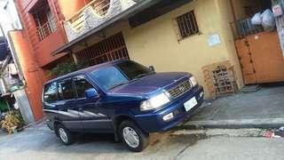 Toyota Revo Glx 2001 MT
