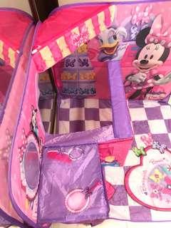 Minnie Mouse Bowtique Playtent