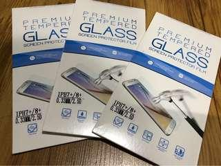 Iphone 8/8plus/x Tempered Glass