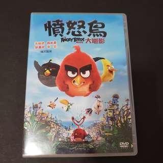 憤怒鳥大電影 DVD