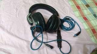 Sades Headphone R10