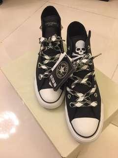 MMJxCONVERSE限量版鞋