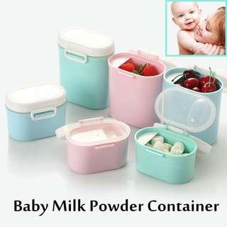 Baby milk powder / food containers
