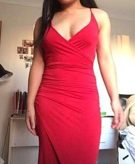 Fashion Nova formal dress