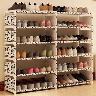SHOE RACK - 36 pairs