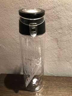 BN NTU Singapore Clear Water Bottle