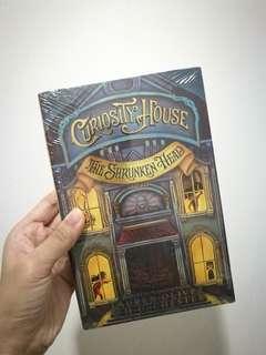 Curiosity House #1: The Shrunken Head / Lauren Oliver & H.C.Chester