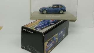 1:43 BMW M Coupe