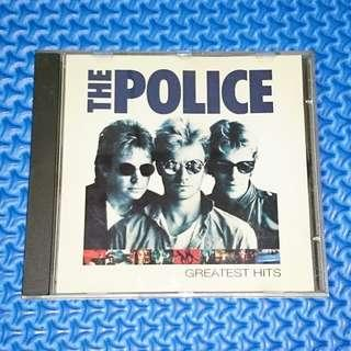 🆒 The Police - Greatest Hits [1992] Audio CD