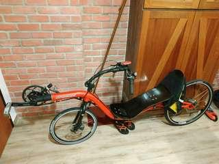 Optima Baron Recumbent Bicycle