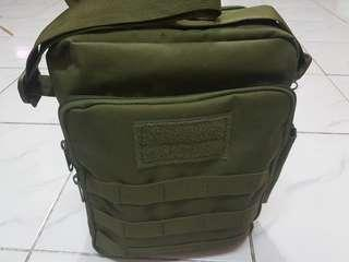 Army Style Sling Bag