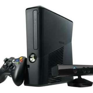 Xbox360+體感Kinect
