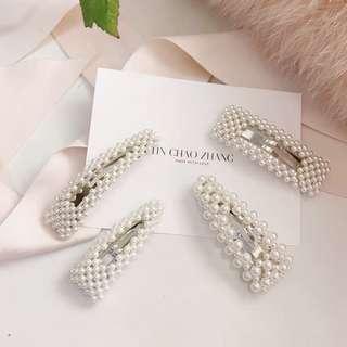 🚚 日系珍珠パール髮夾❤️【現貨🛒】