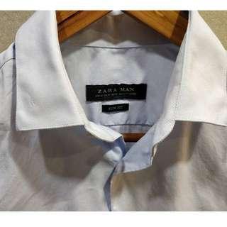 Zara dress shirt for men