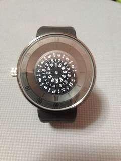 Unique Dial Watch