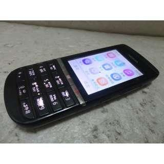 🚚 NOKIA Asha 300 藍芽 照相 觸鍵雙控 3G 手機, 3G 4G 皆可用,功能都正常,只賣650元