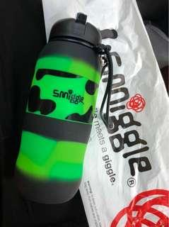 Smiggle silicone drink bottle