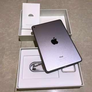 iPad mini 4 Space Grey 128GB 95%新