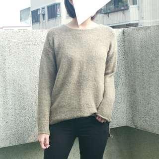 🚚 Starmimi綠色毛衣