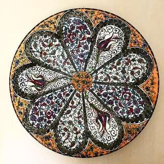 ID5 Turkish Ceramic Plate High Quality