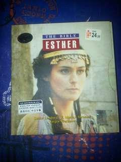 Garage Sale - Orginal VCD Title: The Bible - Esther