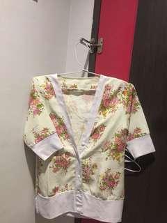 Baju Kantor Panjang