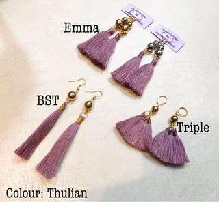 Tassels Earrings for sale