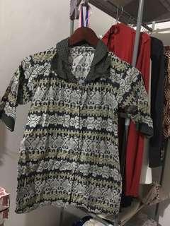 [TERMURAH] baju batik etnik lucu