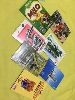 1st gen mrt cards