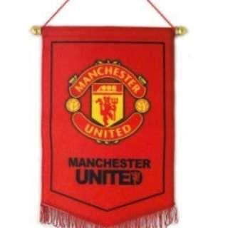🚚 Manchester United football flag / banner limited stock