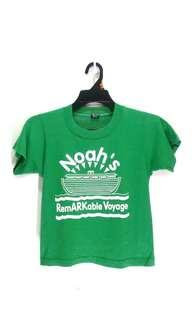 Vintage Noah's remarkable voyage 50/50