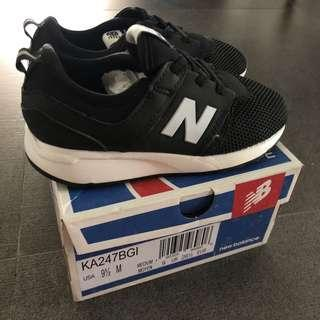 NEW US 9.5 New Balance 247 Sneakers Toddler
