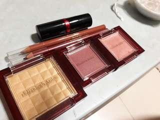 Assorted elizabeth arden products