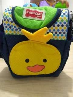 Diaper bag dialogue baby / Tas perlengkapan bayi