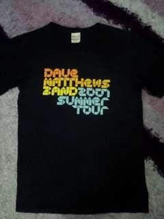Dave mathews band summer tour 2007