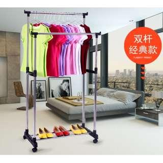 🚚 Laundry rack stainless steel (Free delivery!)
