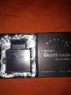 Parfum gentleman miniso
