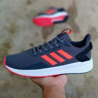 Adidas Questar ride original grey orange