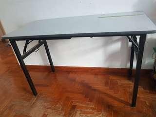 2 Heavy duty Foldable Tables @$50 each