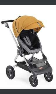 Stokke Scoot Limited Edition Style Kit - Racing Yellow